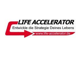 "#5 for Design eines Logos for ""LIFE ACCELERATOR"" by RoxanaFR"