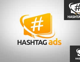 MonsterGraphics tarafından Design a Logo for Hash Tag Ads için no 134