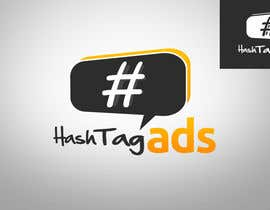 nº 135 pour Design a Logo for Hash Tag Ads par MonsterGraphics