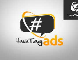 nº 282 pour Design a Logo for Hash Tag Ads par MonsterGraphics