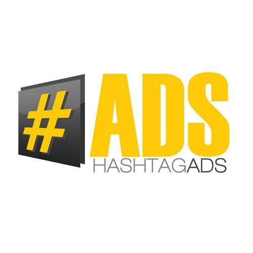 Penyertaan Peraduan #205 untuk Design a Logo for Hash Tag Ads
