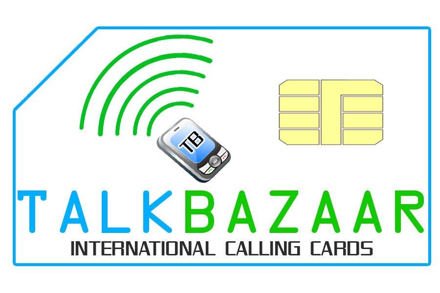 Kilpailutyö #                                        19                                      kilpailussa                                         Logo for Design for calling card website