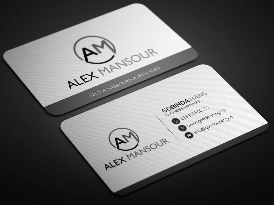 contest entry 9 for business card design for freelance software developer - Freelance Business Cards