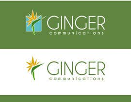 piligasparini tarafından Design a Logo for Ginger Communications için no 286