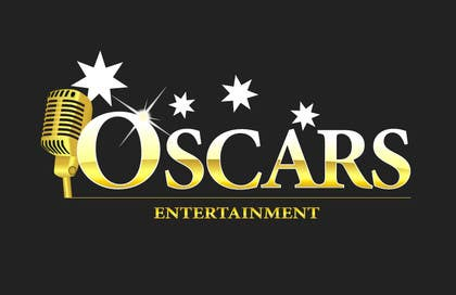 #97 for Design a Logo for Oscars Entertainment by laniegajete