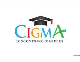nº 108 pour Company logo Design for CIGMA INDIA - India's Leading Career Counseling Organization par GamingLogos