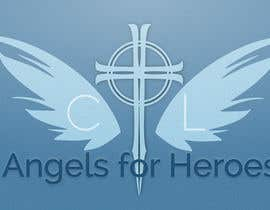 "#7 for Design a Logo for ""Angels for Heroes"" by mith88"