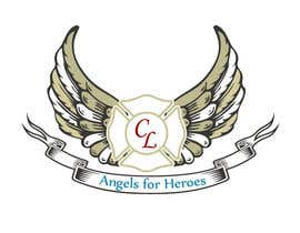 "nº 15 pour Design a Logo for ""Angels for Heroes"" par mekuig"