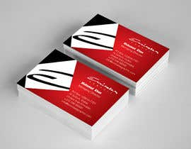 "#24 untuk Design some Business Cards for my company ""Emirates Graphic"" oleh linokvarghese"