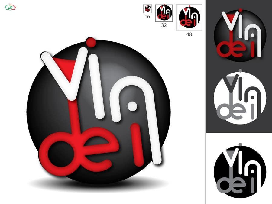 Konkurrenceindlæg #                                        256                                      for                                         Logo Design for Vindei