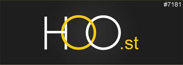 Penyertaan Peraduan #90 untuk Design a Logo for Hoo.st