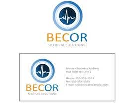#333 para Logo Design for Becor Medical Solutions Pty Ltd por rois1985