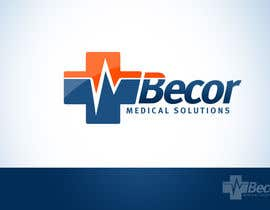 #334 para Logo Design for Becor Medical Solutions Pty Ltd por twindesigner