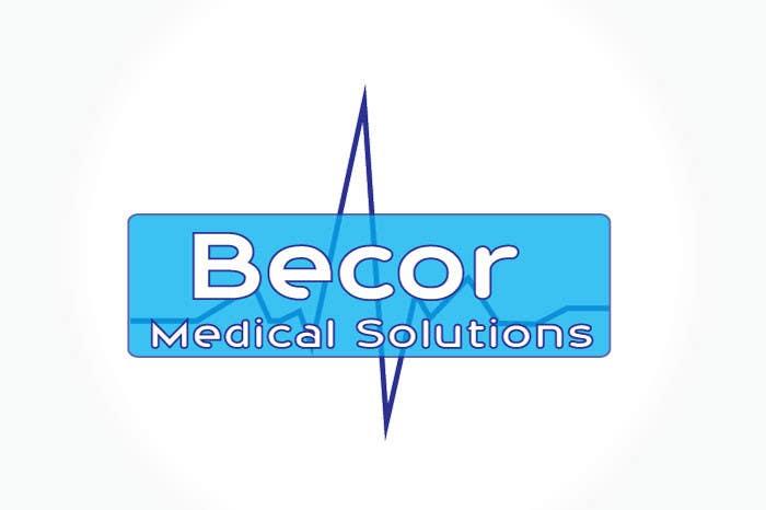 Kilpailutyö #390 kilpailussa Logo Design for Becor Medical Solutions Pty Ltd
