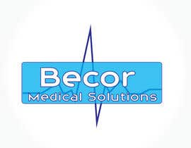 #390 para Logo Design for Becor Medical Solutions Pty Ltd por charithlahiru