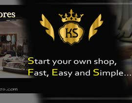 #30 for Design an Advertisement for King Of Stores by maxidesigner