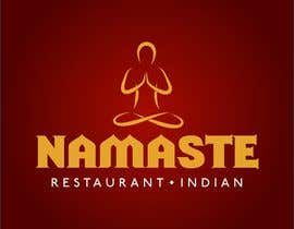 #7 for slogan si logo pentru un restaurant indian  NAMASTE by mariusunciuleanu