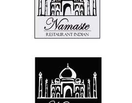 #6 for slogan si logo pentru un restaurant indian  NAMASTE by lauraburdea