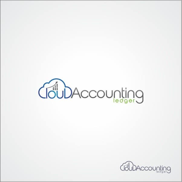 #155 for Design a Logo for CLOUDACCOUNTINGLEDGER.COM by miraclesolution