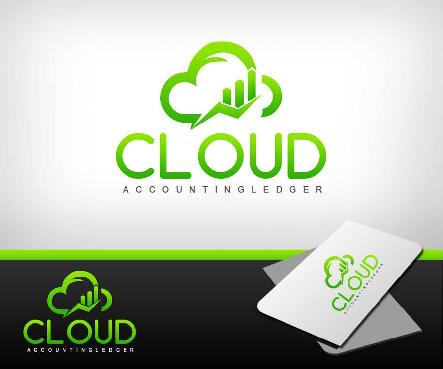 Konkurrenceindlæg #124 for Design a Logo for CLOUDACCOUNTINGLEDGER.COM