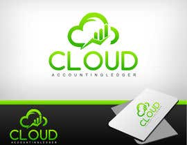 #124 for Design a Logo for CLOUDACCOUNTINGLEDGER.COM by yaseenamin