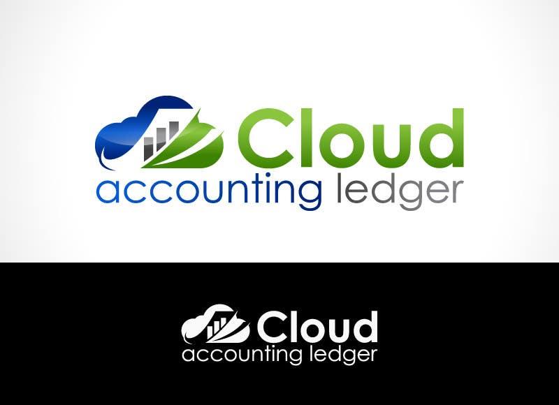 #130 for Design a Logo for CLOUDACCOUNTINGLEDGER.COM by reynoldsalceda