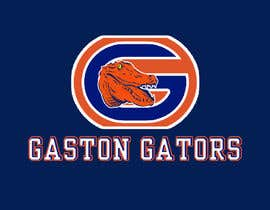 #1 para Design a Logo for the Gaston Gators por TSZDESIGNS