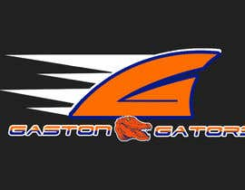 #17 para Design a Logo for the Gaston Gators por TSZDESIGNS