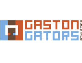 #6 para Design a Logo for the Gaston Gators por dgabathuler