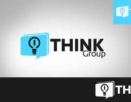 nº 522 pour Design a Logo for Think Group par MonsterGraphics