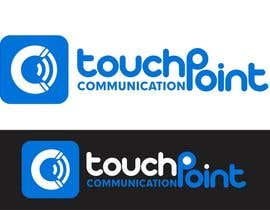 #164 cho Design a Logo for Touch Point Communication bởi itcostin