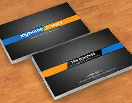 #50 para Business Card Design for Real Estate Lawyer with revision of logo. por Shaswit