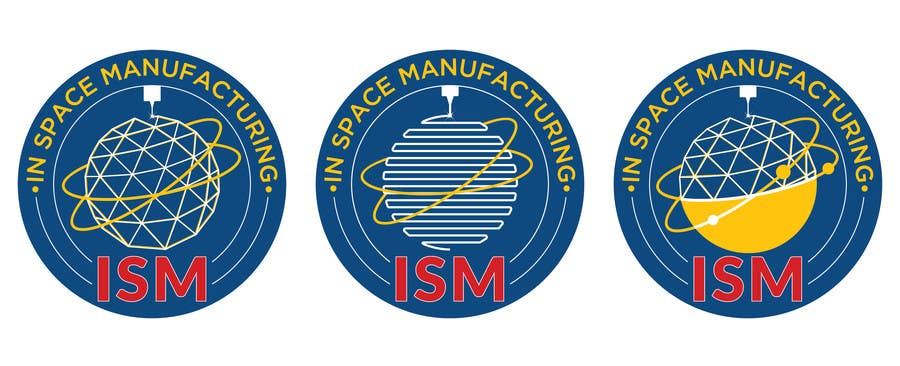 #696 for NASA In-Space Manufacturing Logo Challenge by Dcodd