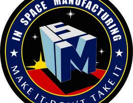 #576 for NASA In-Space Manufacturing Logo Challenge by FrankyHW