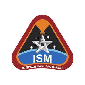 #1041 for NASA In-Space Manufacturing Logo Challenge by rafaelffontes