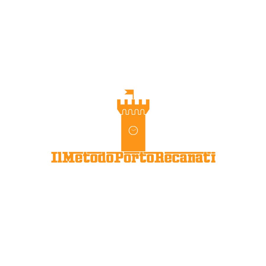 #39 for Logo for Ilmetodoportorecanati by mix717
