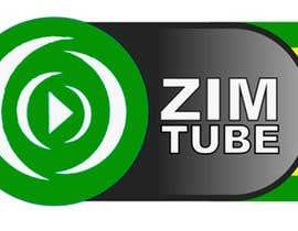 #129 para Design a Logo for ZimTube por alpzgven