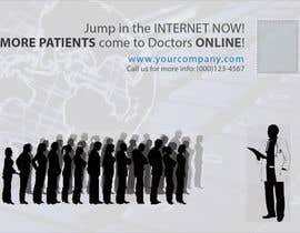 #19 para Ad to attract doctors to have presence in internet por muhammadirman