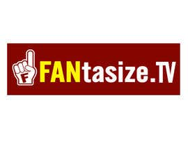 #110 for Design a Simple Logo for Fantasize.TV! by lpfacun