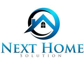 #43 for Design a Logo for Next Home Solution by shyRosely