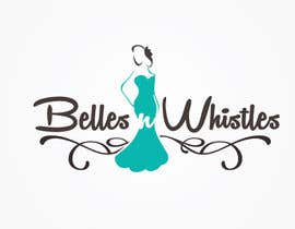 #37 for Design a Logo for Belles n Whistles af orbit360designs