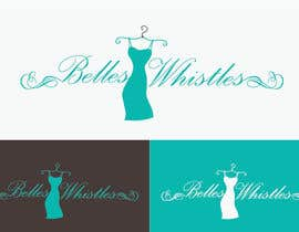 #42 cho Design a Logo for Belles n Whistles bởi orbit360designs