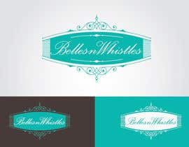 #99 cho Design a Logo for Belles n Whistles bởi orbit360designs