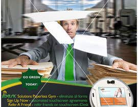 #26 for Advertisement Design for iDesk Solutions af MadGavin