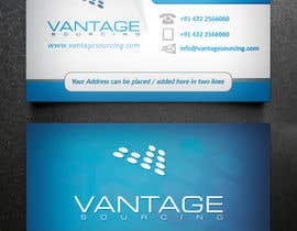 #66 for Business Card with Existing logo af creationz2011