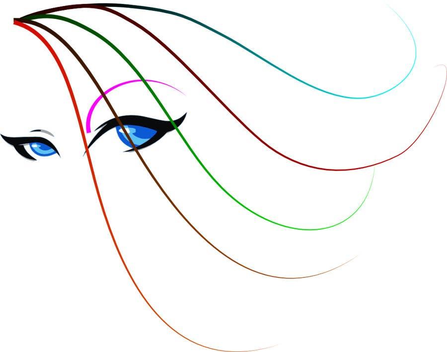 Bài tham dự cuộc thi #84 cho Design a Logo for Hair Salon