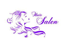 nº 77 pour Design a Logo for Hair Salon par anaung