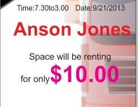 "poojark tarafından Design an Advertisement for Anson Jones ES ""Garage Sale"" için no 2"