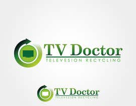 Arts360 tarafından Design a Logo for tv doctor recycling için no 111