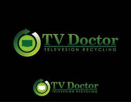 Arts360 tarafından Design a Logo for tv doctor recycling için no 141